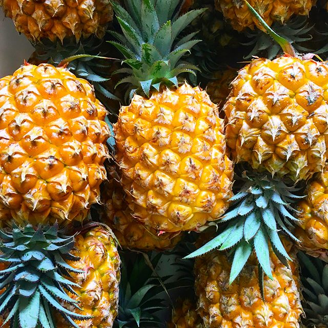 New Year Pineapples